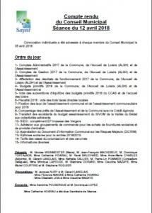 Compte-rendu du conseil municipal du 22 décembre 2020